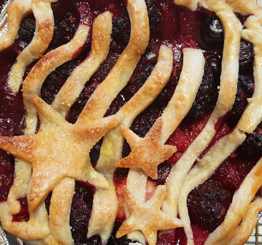 Mixed Berry (Blackberry, Blueberry, Raspberry, Strawberry)