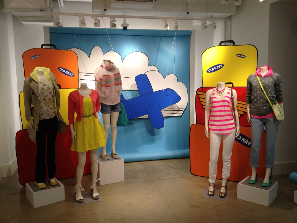 Old Navy Editor Event Hosted by Brad Goreski