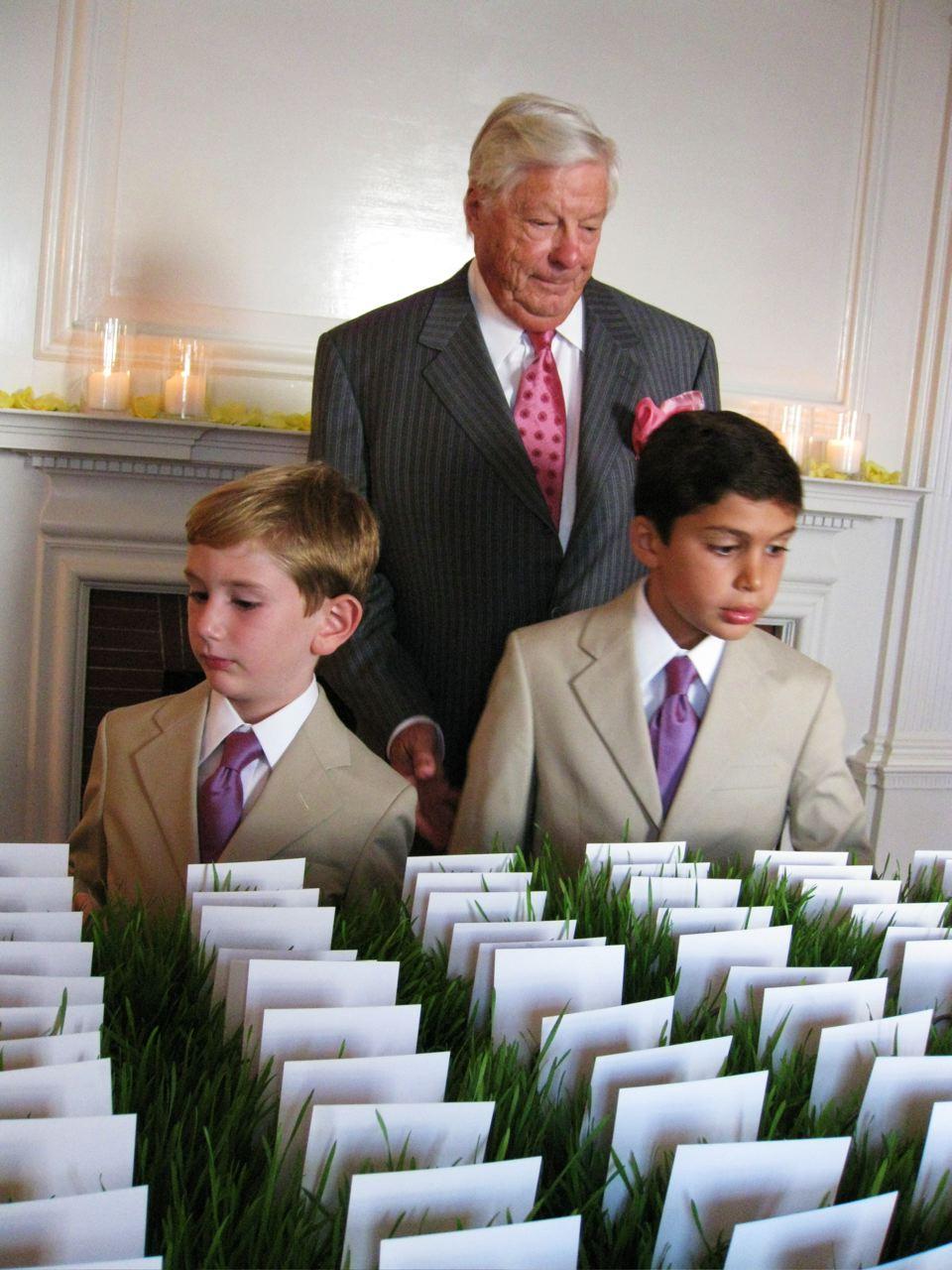 Boston Wedding - Photo Credit: Carl Bower