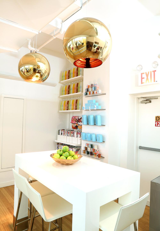 Alison Brod Public Relations NYC Breakroom