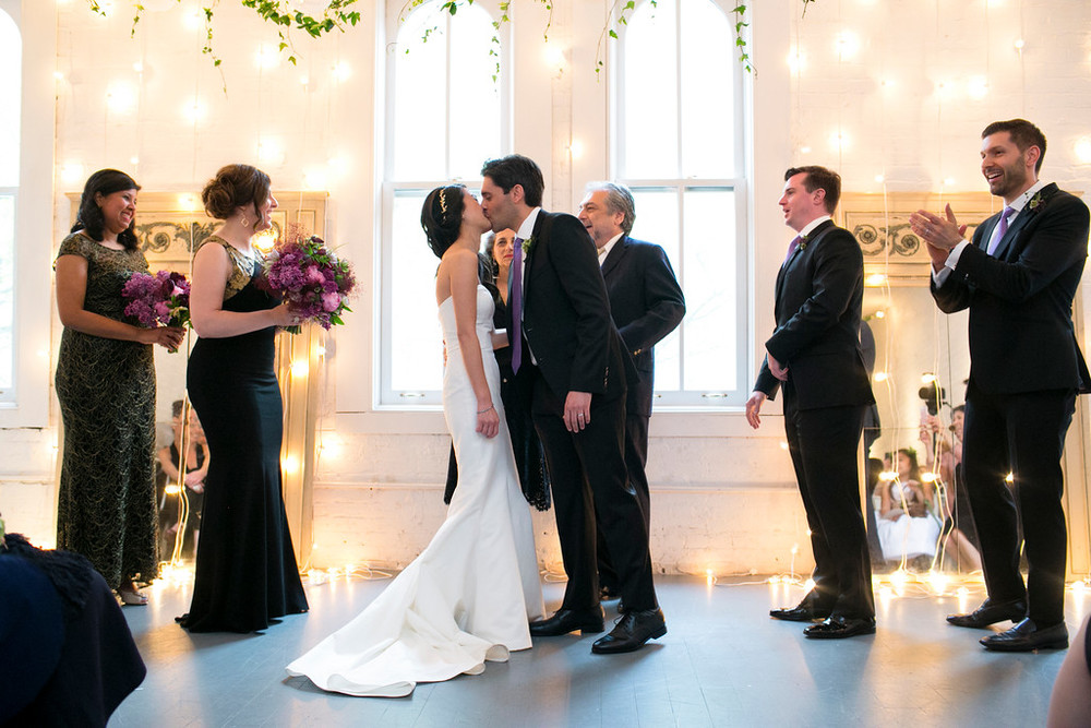 NYC Wedding - Photo Credit: Prima Photography