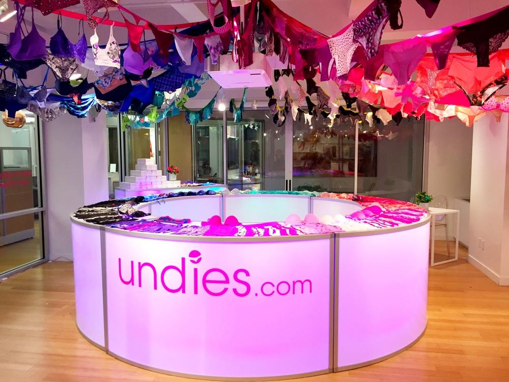 undies.com Launch Event