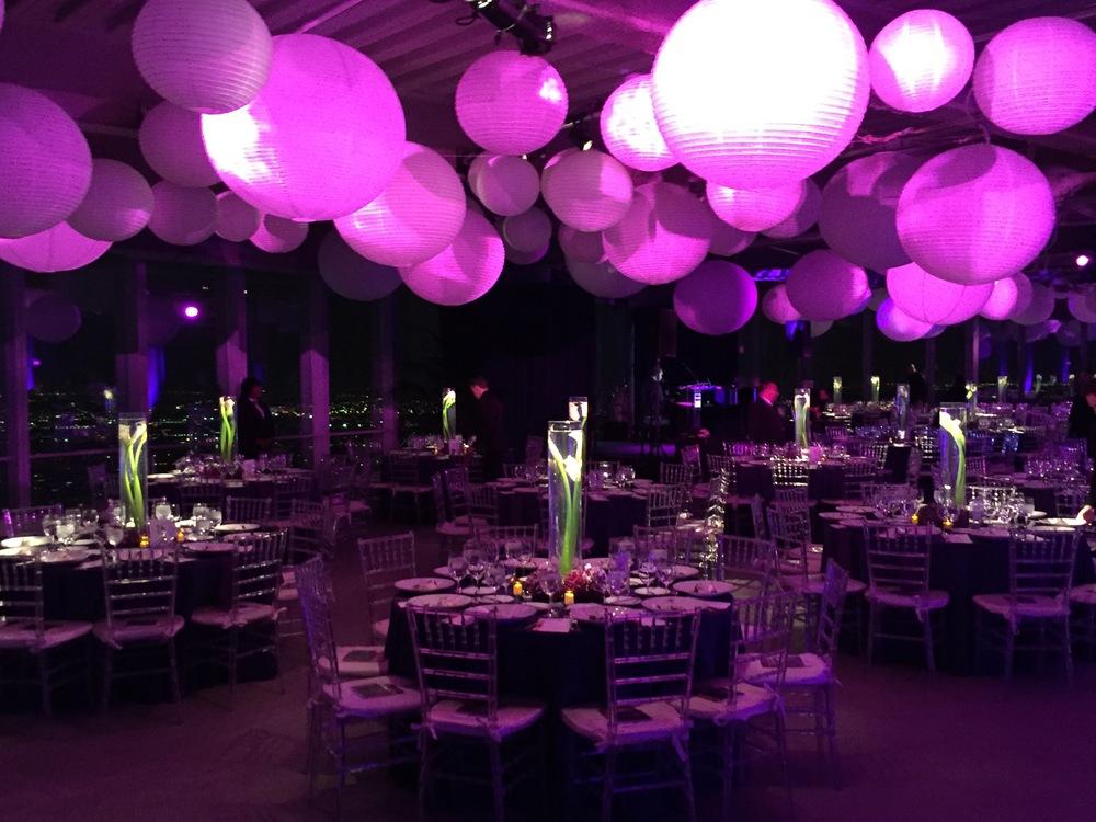 Billie Jean King Gala Dinner at WTC360