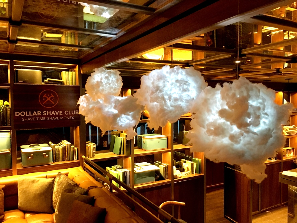 Big Cloud by Dollar Shave Club Editor Preview