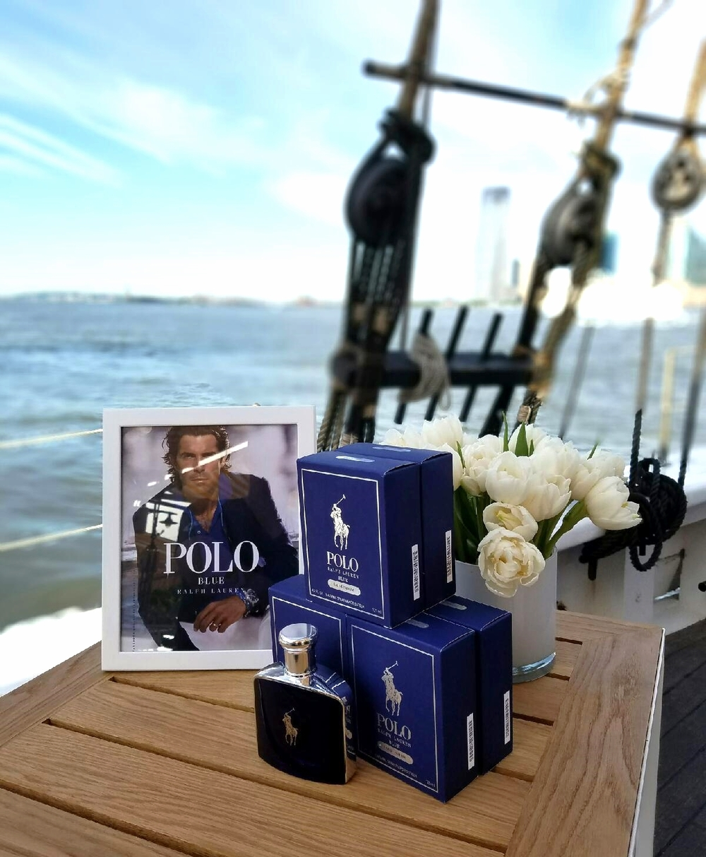Polo Blue EDP Launch