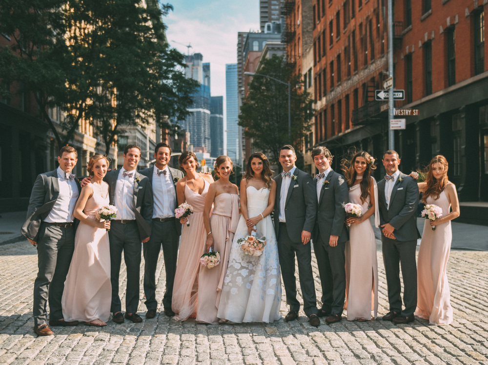 NYC Wedding - Photo Credit: J Ryan Lush