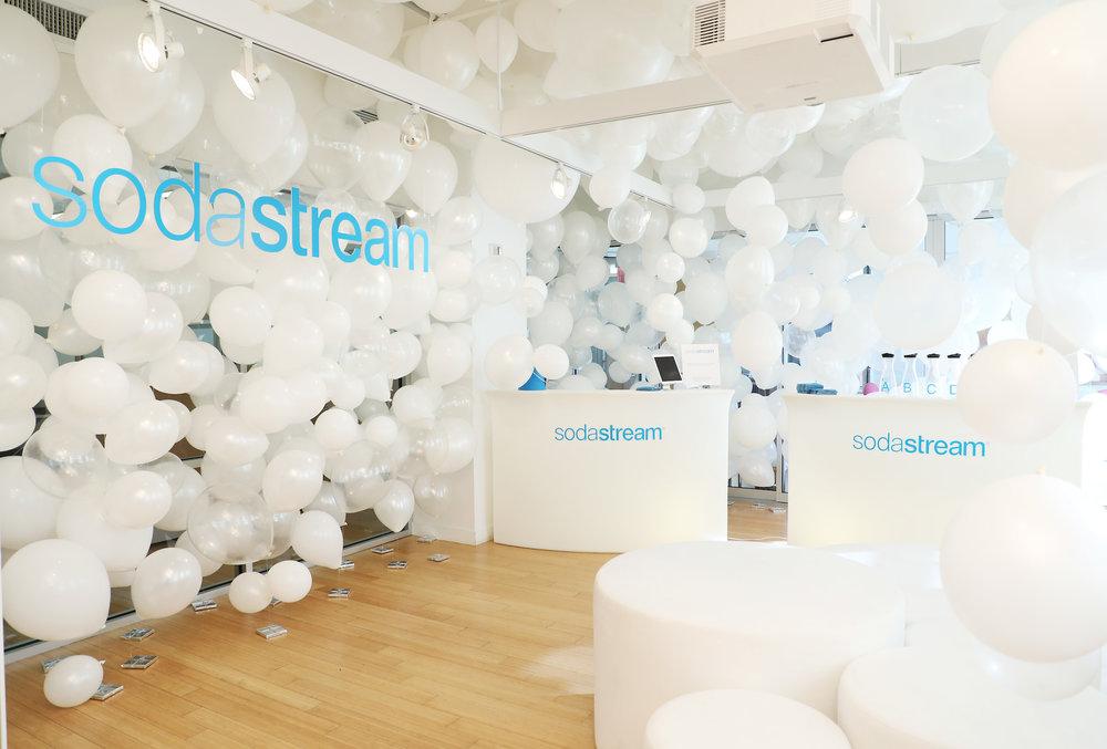 Sodastream Press Event