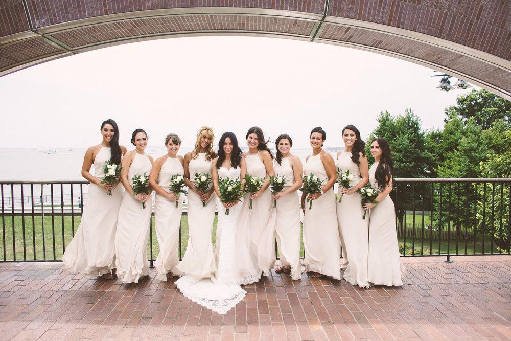NYC Wedding - Photo: Julian Ribinik