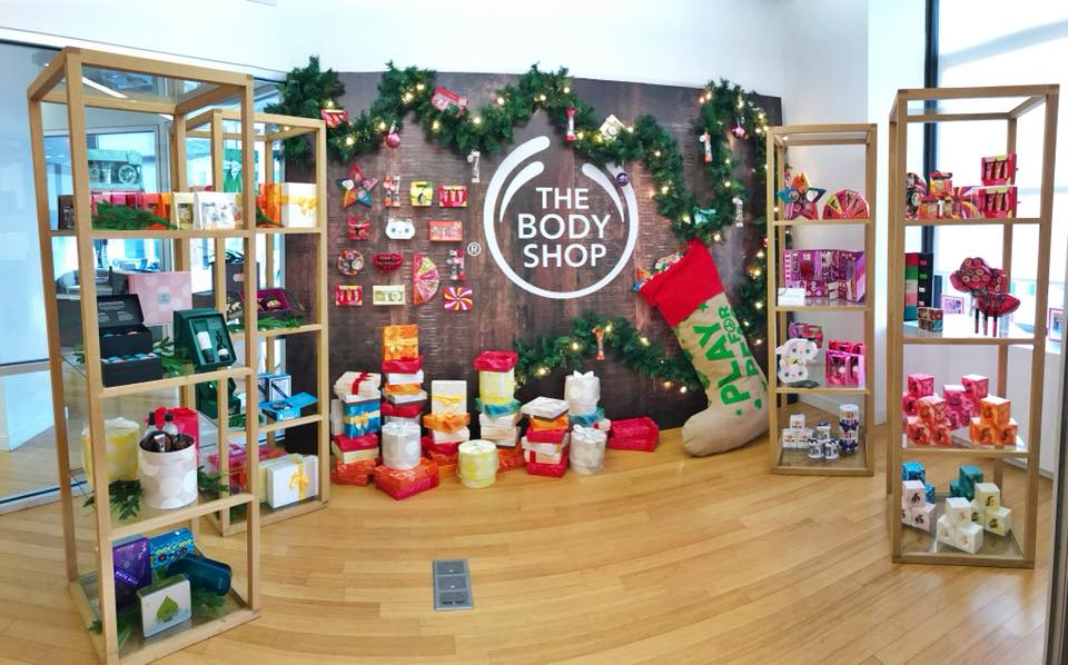 The Body Shop Holiday Press Preview