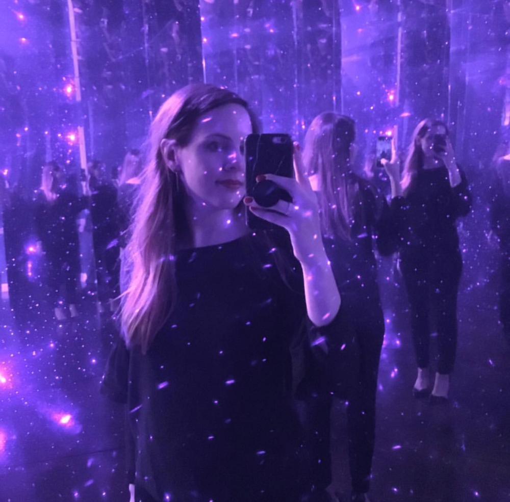 Infinity room for House of Schwarzkopf. Photo by @RaeChild