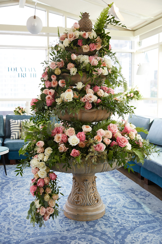 Giuliana Rancic's Fountain of Truth Beauty Launch in NYC