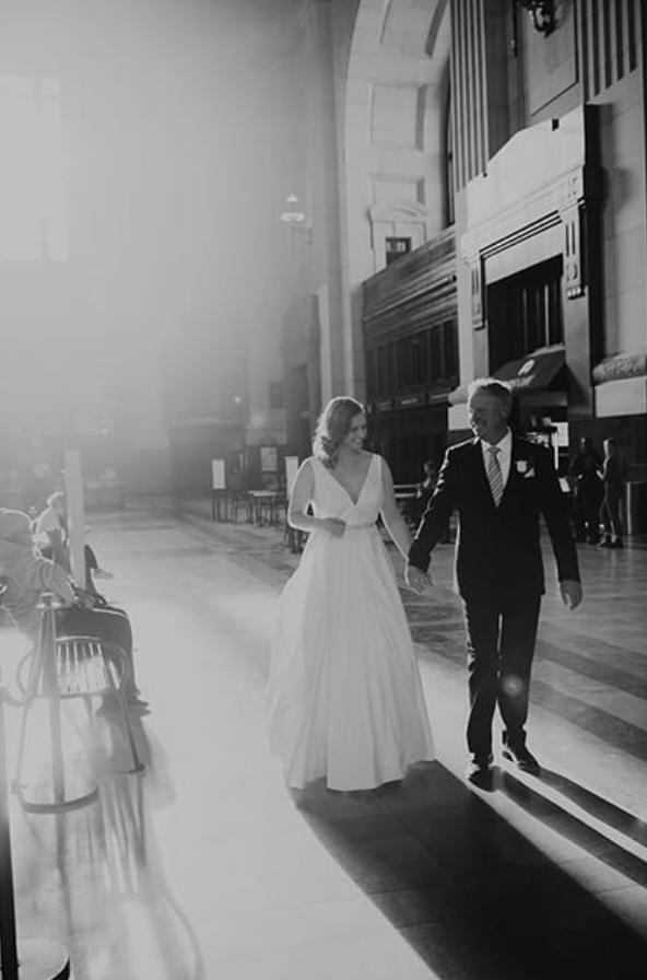 Kansas City Wedding, Photo: @theboldamericana