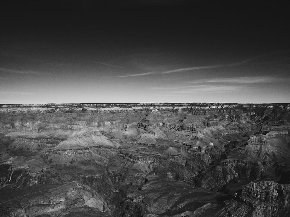 The Grand Canyon, from the South Rim