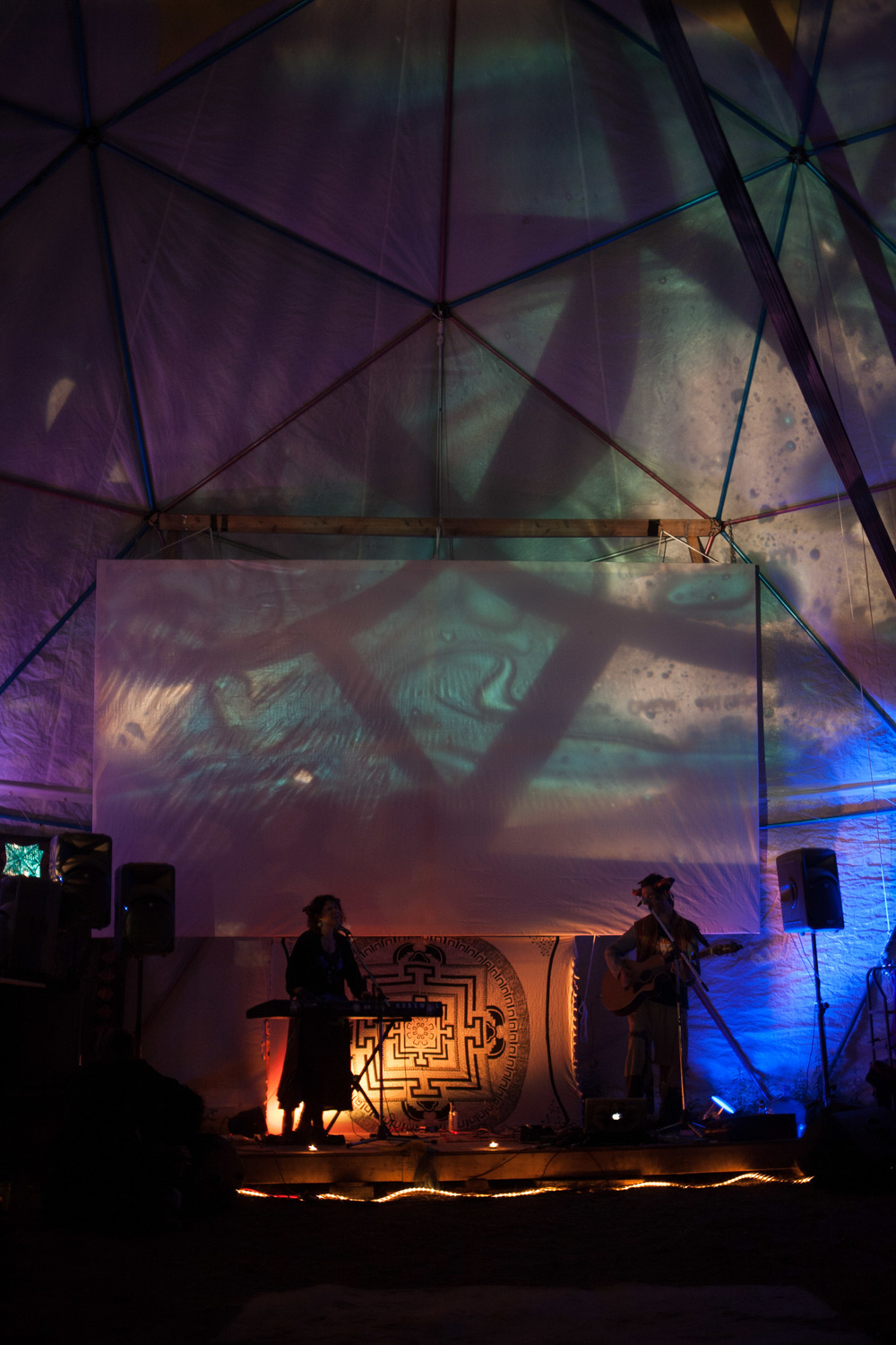 Ky∆zMa live at Solstice 2014 (Om Reunion Project). 3