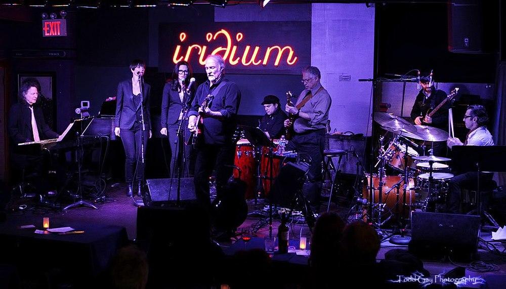 Robbie Dupree Band at Iridium NYC. Featuring: Manuel Quintana, David Spinozza, Clifford Carter, Doug Yowell, Jonathan Maron, Gabrielle Sterbenz, Anthea White