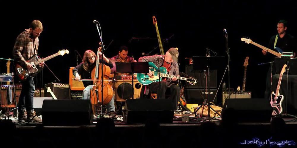 Duke McVinnie Band at The Bearsville Theater in Bearsville NY.