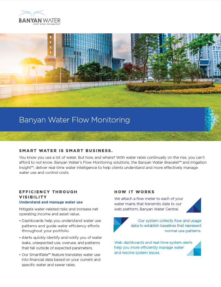 Flow Monitoring