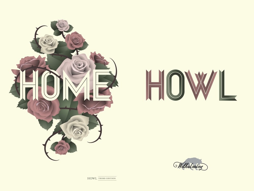 Copy of HOWL 03: Home