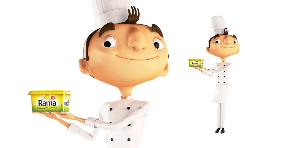 Cartoonsmart Character Design With Illustrator : Character design unilever — peppermelon