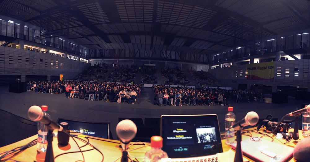 Conference @ Sudala - Chile