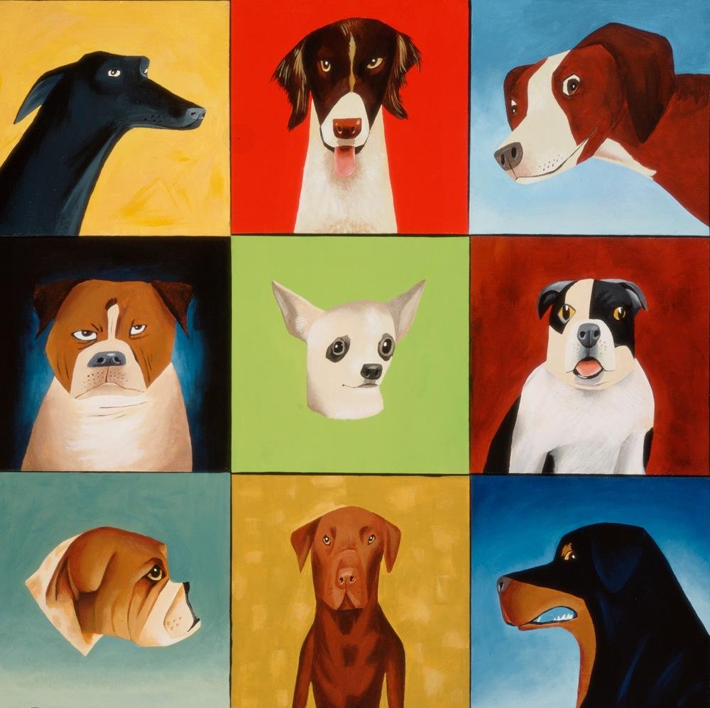 The Brady Dogs