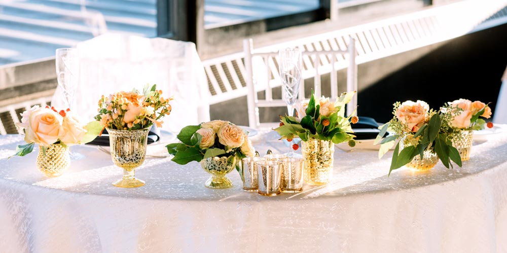 Sweetheart table ideas : Jennifer Smith, Darling Photography