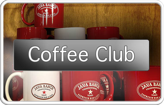 Join the Coffee Club and get Java Ranch Texas Hill Country Roasted Coffee delivered to your door.