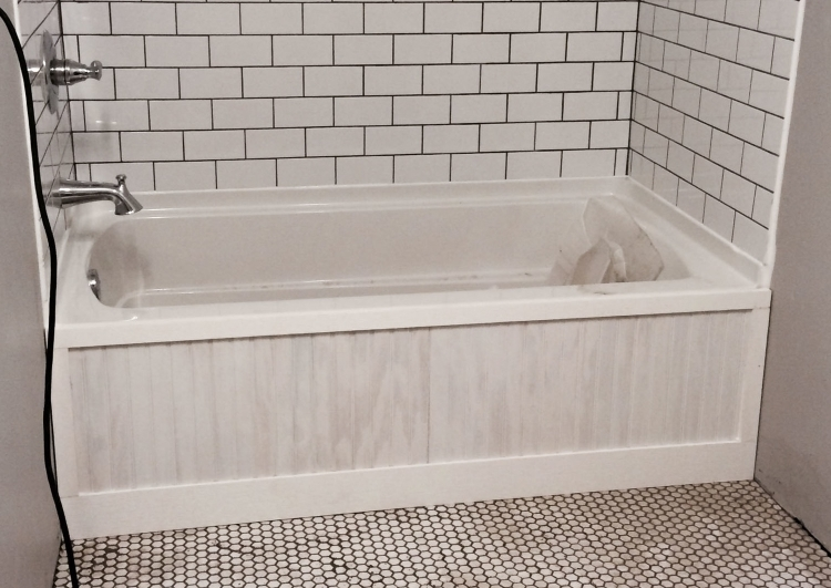 Vintage Refined - Custom Bathtub Frame