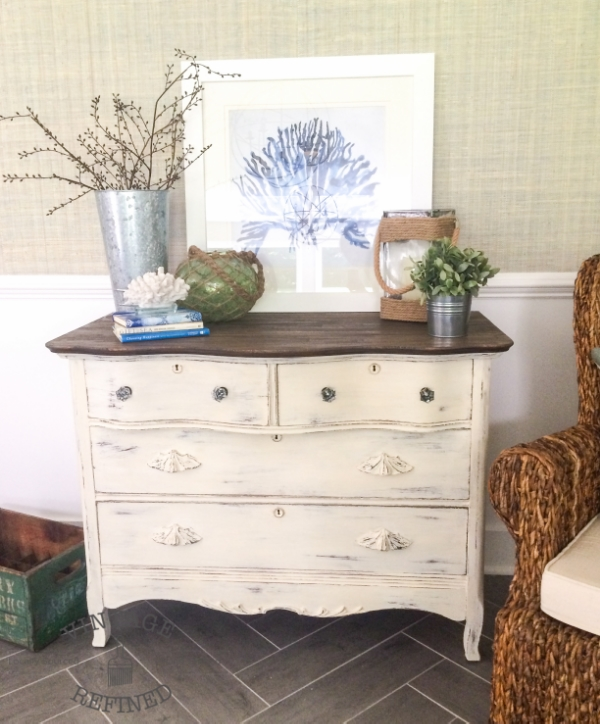 Serpentine Dresser from Vintage Refined