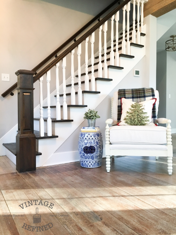 About A Year Into My Waiting, I Realized Maybe I Had Mis Calculated This  Raw Wood Trend, And I Would Finally Have To Accept Defeat And Finish The  Staircase.