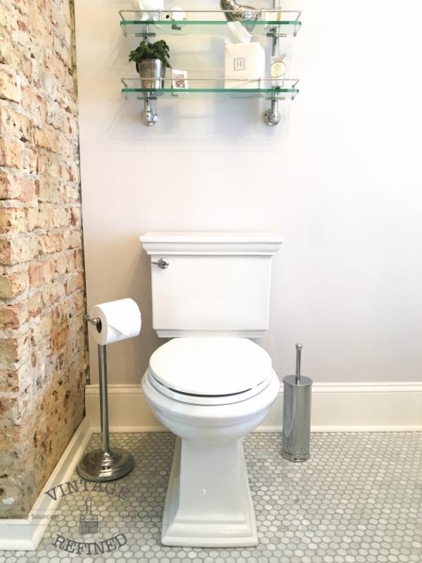 Memoirs toilet by Kohler