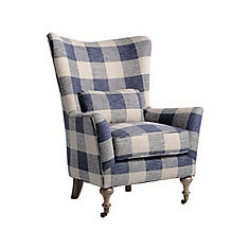 Buffalo check chairs available at Arhaus and Ethan Allen  sc 1 st  Vintage Refined & Vintage Refined - Furniture Trends for 2017