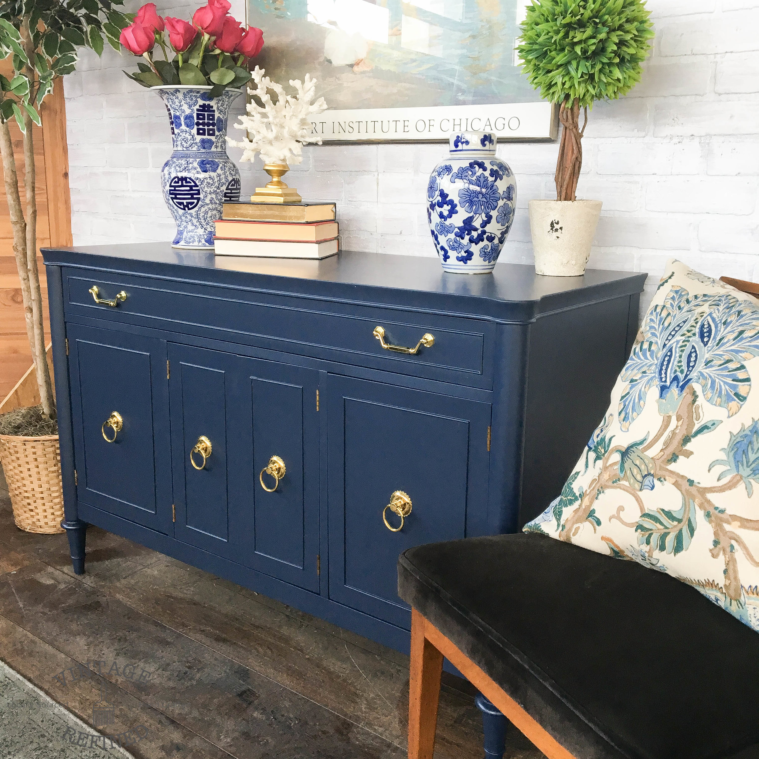 New Furniture Trends Part - 44: Vintage Refined