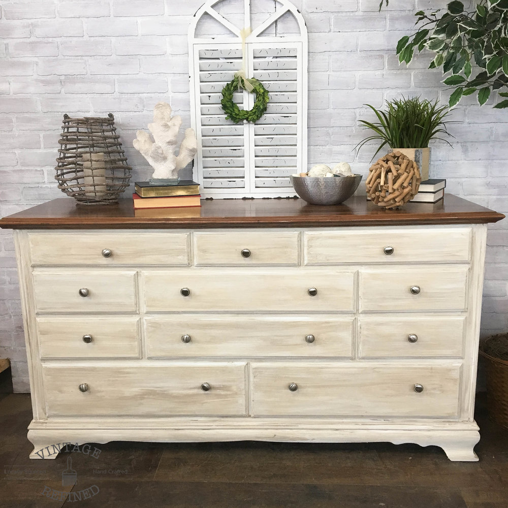 restoration hardware dresser