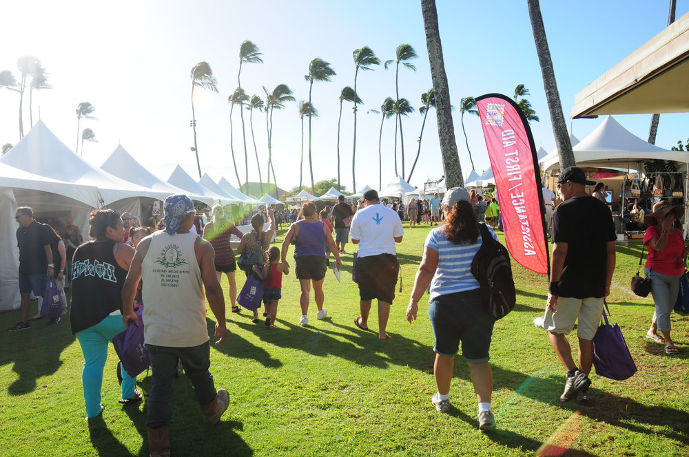 Last year's Made in Maui County Festival attracted over 10,000 to the Maui Arts & Cultural Center. This year, the County of Maui is gearing up with a new traffic flow and parking plan. Free shuttles will also be available from the War Memorial Gym