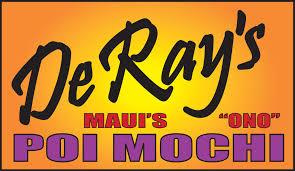 De Ray's Maui Poi Mochi logo.jpeg