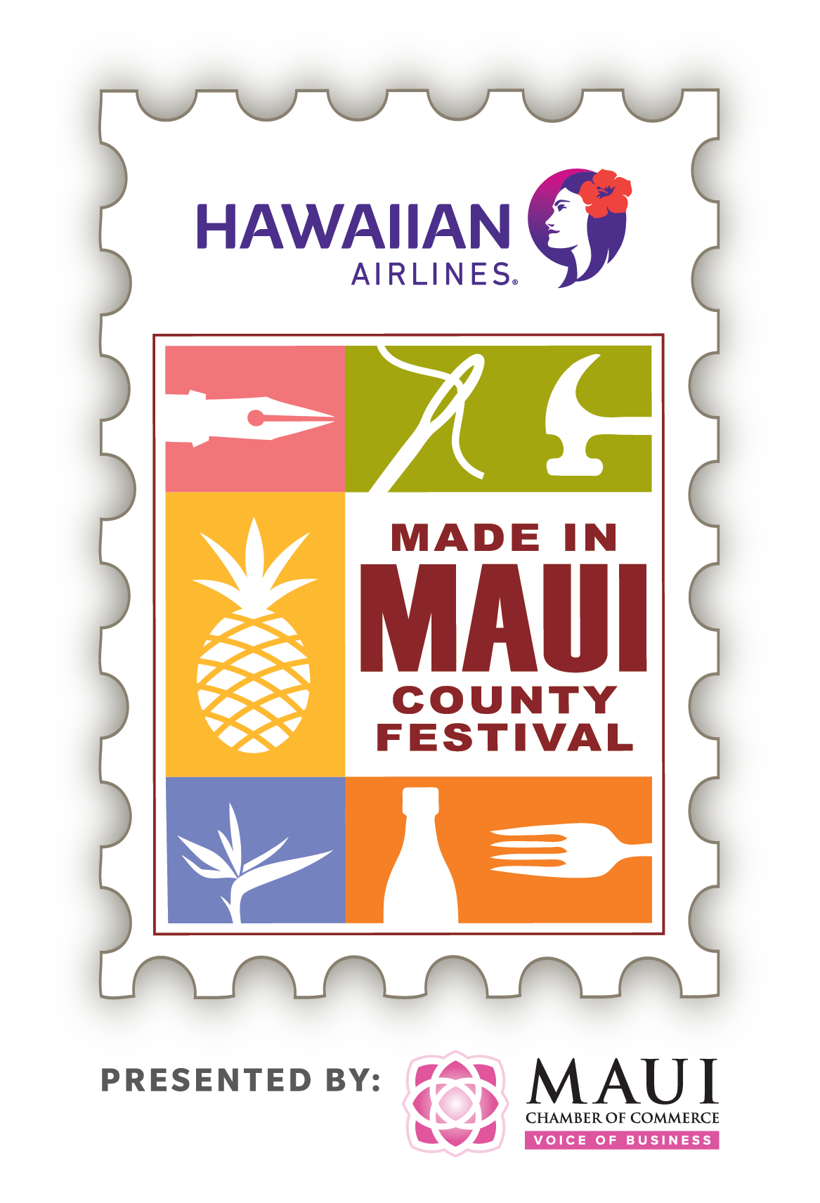 Hawaiian Airlines Made in Maui County Festival