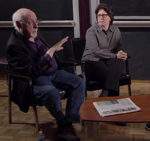 Recode founders and former Wall Street Journal duo Walt Mossberg and Kara Swisher