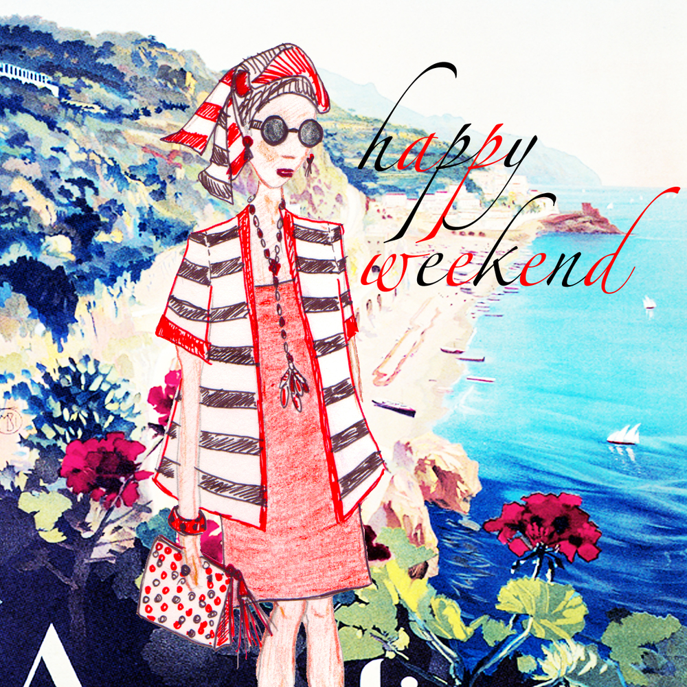 Happy weekend by Lady Tartan
