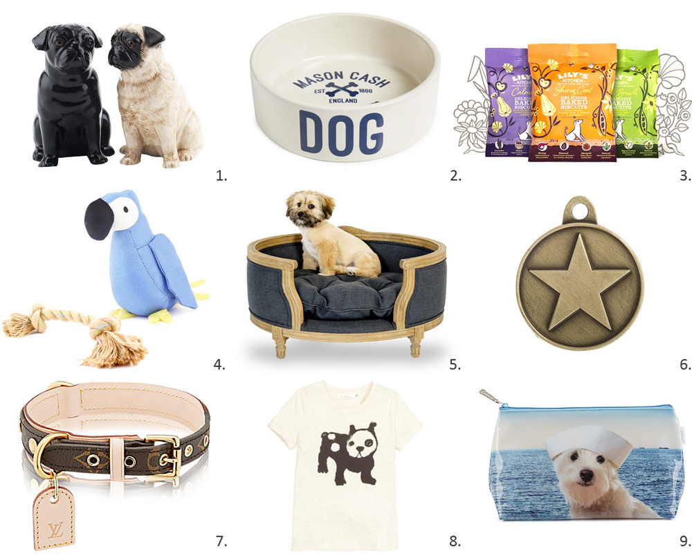 Gifts for dogs and dog lovers