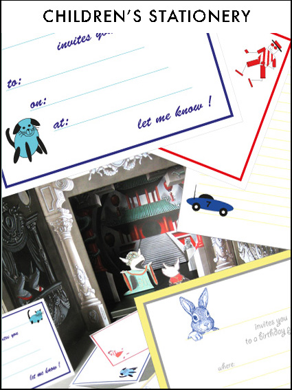 buy childrens stationery online