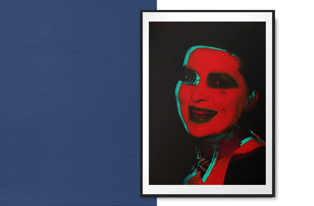 STAGE ACTRESS PHOTO COLLAGE - from €24
