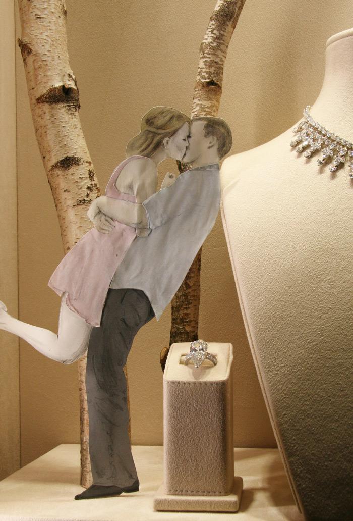 Chopard - Paper Dolls - francesca signori
