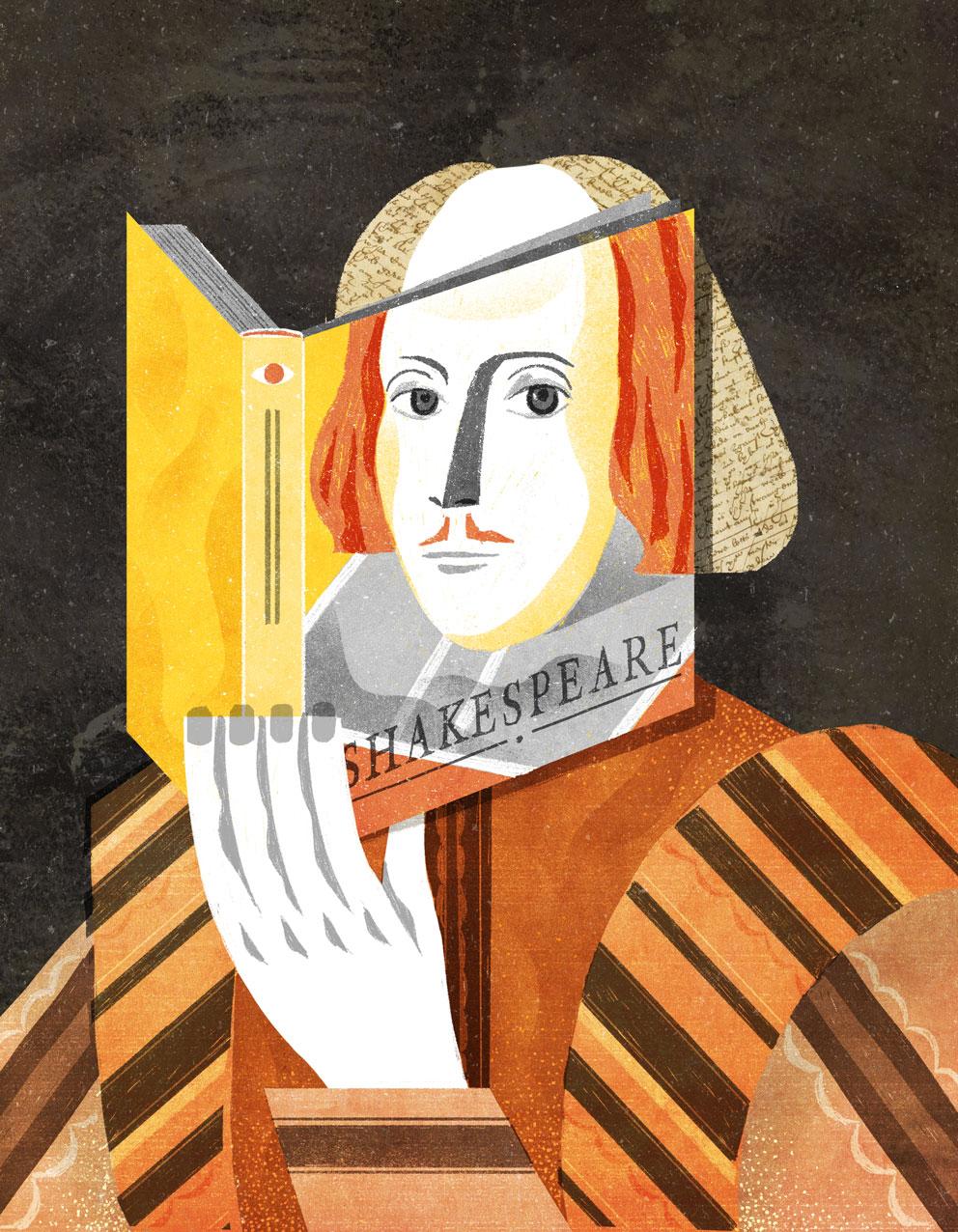 """以""""莎士比亚""""之名制造悬念"""