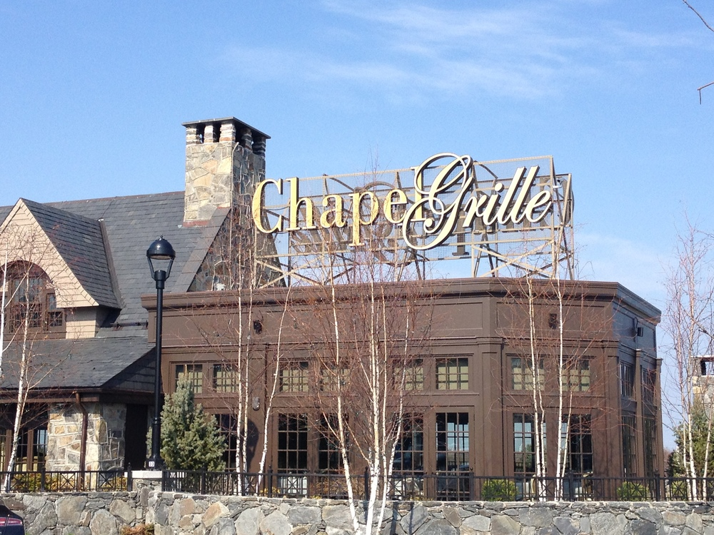 Going To The Chapel Chapel Grille That Is All Things Ri
