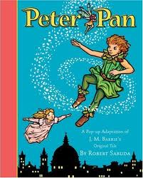 Portland_kids_Books_Peter_Pan_Pop-Up_Book_Robert_Sabuda