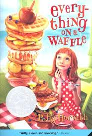 Children's_Books_in_Portland_everything_on_a_waffle