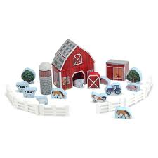 Educational_Toys_In_Portland_Melissa_and_doug_Castle_Blocks