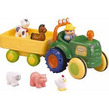 Portland_Toys_Funtime_Tractor