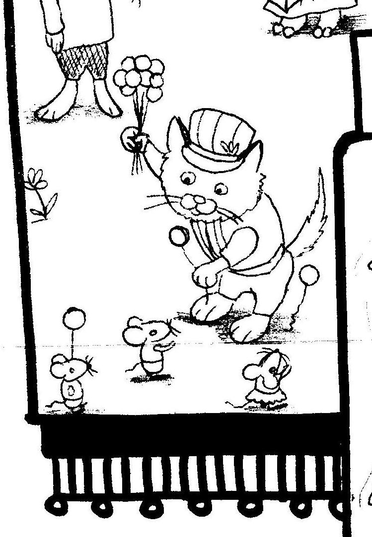 busytown huckle coloring pages - photo#28